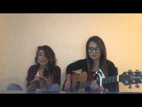 Iliana Beilis y Daniela calvario / conmigo - Sofía Reyes / cover