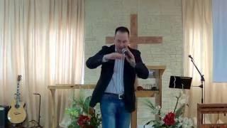 Kazanie pastora Michała Siczka na temat wiary