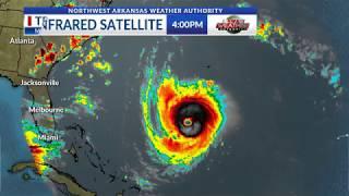 Hurricane Florence Update September 11, 2018