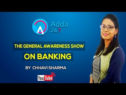 The General Awareness Show on Banking - RBI