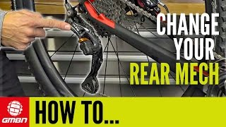 How To Install A Rear Derailleur | Mountain Bike Maintenance