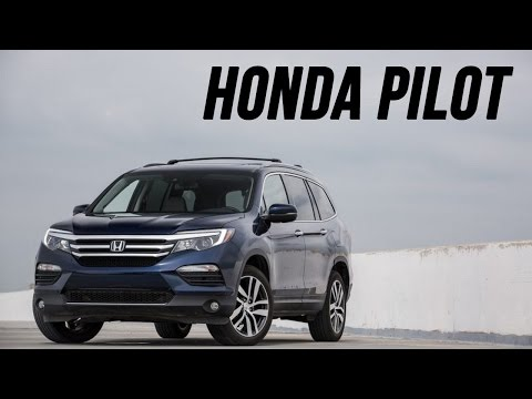 Hot Reviews!!2016 Honda Pilot Specs