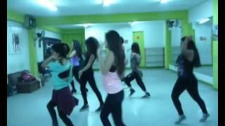 Coreografia Sexy Dance!!