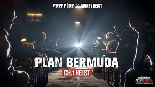 Free Fire X Money Heist | Plan Bermuda