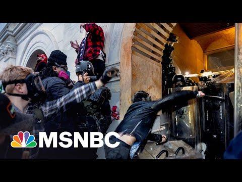 Trump Republicans Give False Accounts Of Capitol Attack