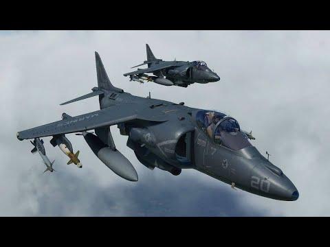 RAZBAM : DCS AV-8B Night Attack Harrier II teaser trailer #1