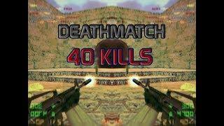40 KILLS - Counter Strike 1.6 - Deathmatch #1