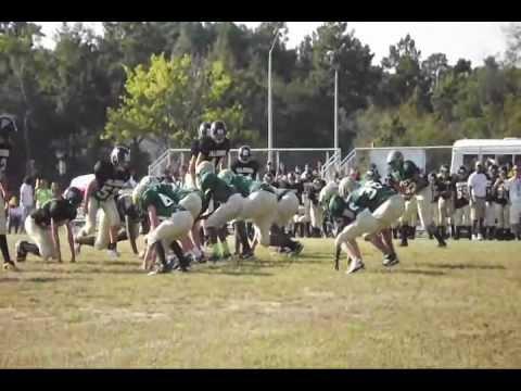 Elise Middle School Colts vs. Crains Creek Falcons
