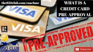 What Does A Credit Card Pre-Approval Letter Mean? -AMEX Gold,Discover,Chase Sapphire,CITIBank,Report
