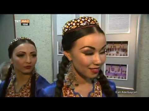 7. Şeki İpek Yolu Müzik Festivali - Can Azerbaycan - TRT Avaz