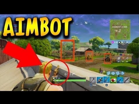 get aimbot for fortnite ios