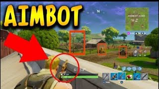Fortnite Hack - How to get Aimbot Hack 2018 - Fortnite cheats for [PS4/XBOX/PC/iOS!]!