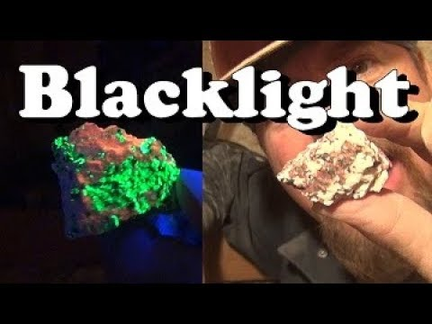 HOW TO FIND GOLD | Using A | BLACK LIGHT - Ask Jeff Williams