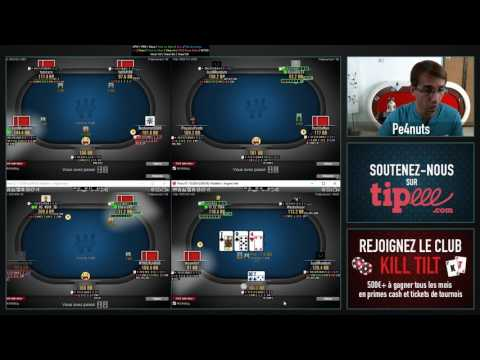 [Cash Game] Jeu en  Live sur 4 Tables en NL5 blinds (0.02 / 0.05€)