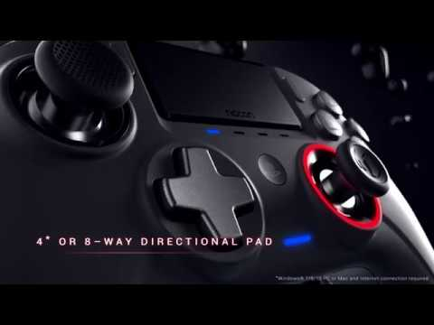 Revolution Unlimited Pro Controller for PS4 - Video