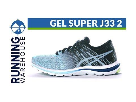 test asics gel super j33