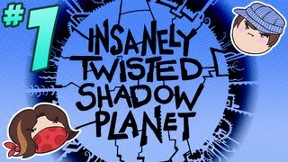 Insanely Twisted Shadow Planet: Black Goop - PART 1 - Steam Train