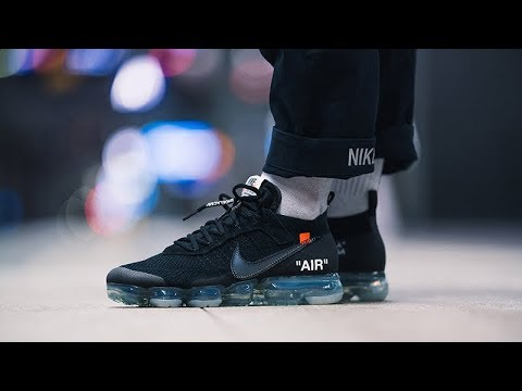 Off-White Second Round vs Vapormax | Unboxing Off-White Nike Air Vapormax | In-depth Detail Review