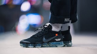 Off-White Second Round vs Vapormax | Unboxing Off-White Nike Air Vapormax |