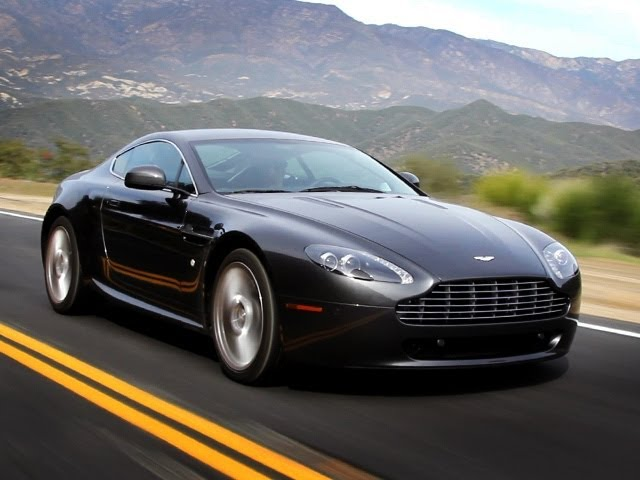 Vantage V8 Review Exotic Driver Youtube