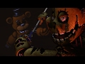 OLD AND BAD [FNAF SFM]  || Warriors Animation || By Imagine Dragons ||