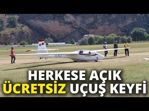 Tüm Vatandaşlarımızı Havacılıkla...