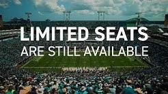 Jaguars 2018 Season Tickets