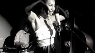 Repeat youtube video Sam and the Womp - Bom Bom (Ana Marie 1940s swing cover)