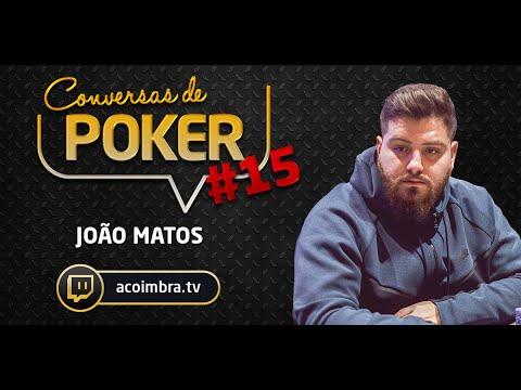 Conversas de Poker #15: João Matos | André Coimbra