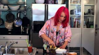 Caramelized Bananas On French Toast : Fab Foods & Kitchen Tips