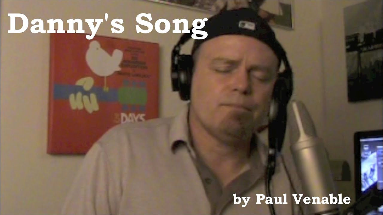 Danny\'s Song - cover by Paul Venable - YouTube