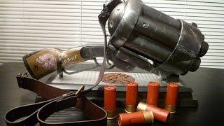 Hellboy BIG BABY Gun - 1:1 Lifesize Movie Prop