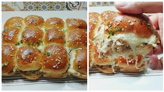 Cheese Burger Sliders Recipe By Food Creation