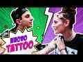 Reazione Di Sascha Al Mio Nuovo Tatuaggio! Aiuto!