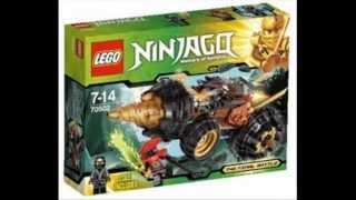 Lego Ninjago 2013 Sets (The Final Battle)