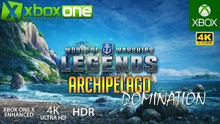 "[4K] WOW: Legends XBOX ONE X - ""Archipelago"" Early Access Gameplay in Ultra HD"