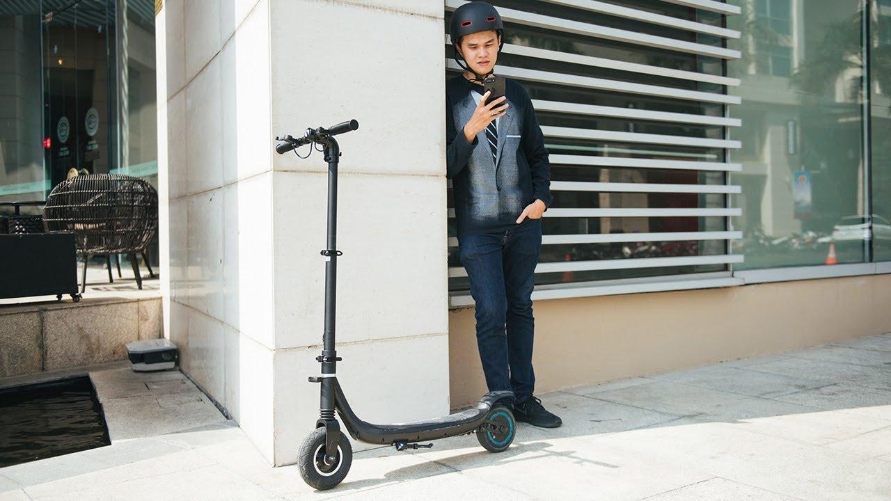 Xe điện cá nhân Minimula - Đồ chơi cho cool kid hay phương tiện lý tưởng? | Xe.tinhte.vn
