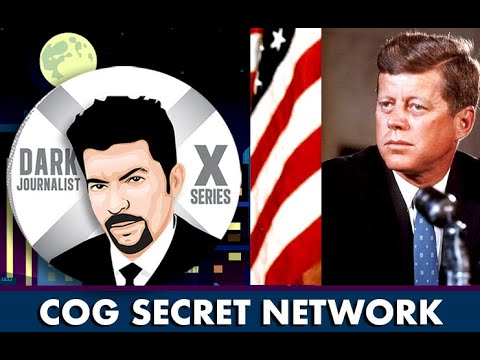 Dark Journalist X Year One: COG Secret Control Communications Network!