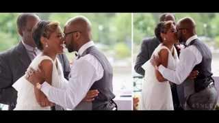 Newport News Virginia: City Center Wedding