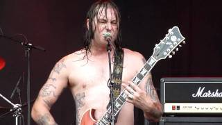 High on Fire - Snakes for the Divine (Live at Sweden Rock, June 11th, 2010)