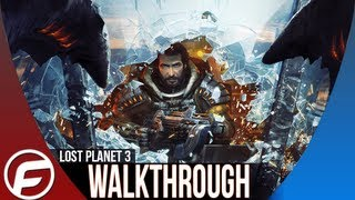 Lost Planet 3 Walkthrough Part 1 Gameplay Playthrough Lets Play