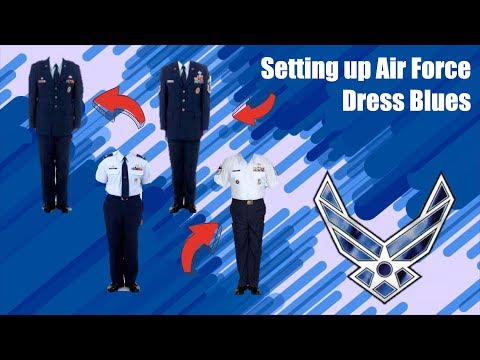 How To Set-Up Your Air Force