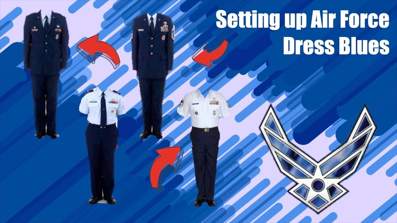 Air Force Dress