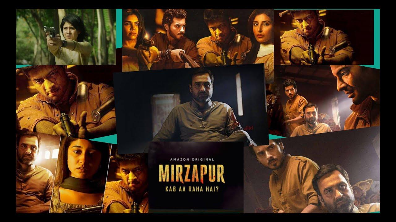 Charcha on Movie | mirzapur season 2 kab aa rha hai?..aa gy abhai khushkhabri(mirzapur season 2 )