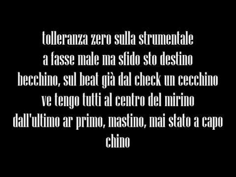 Colle Der Fomento - Sergio Leone - TESTO