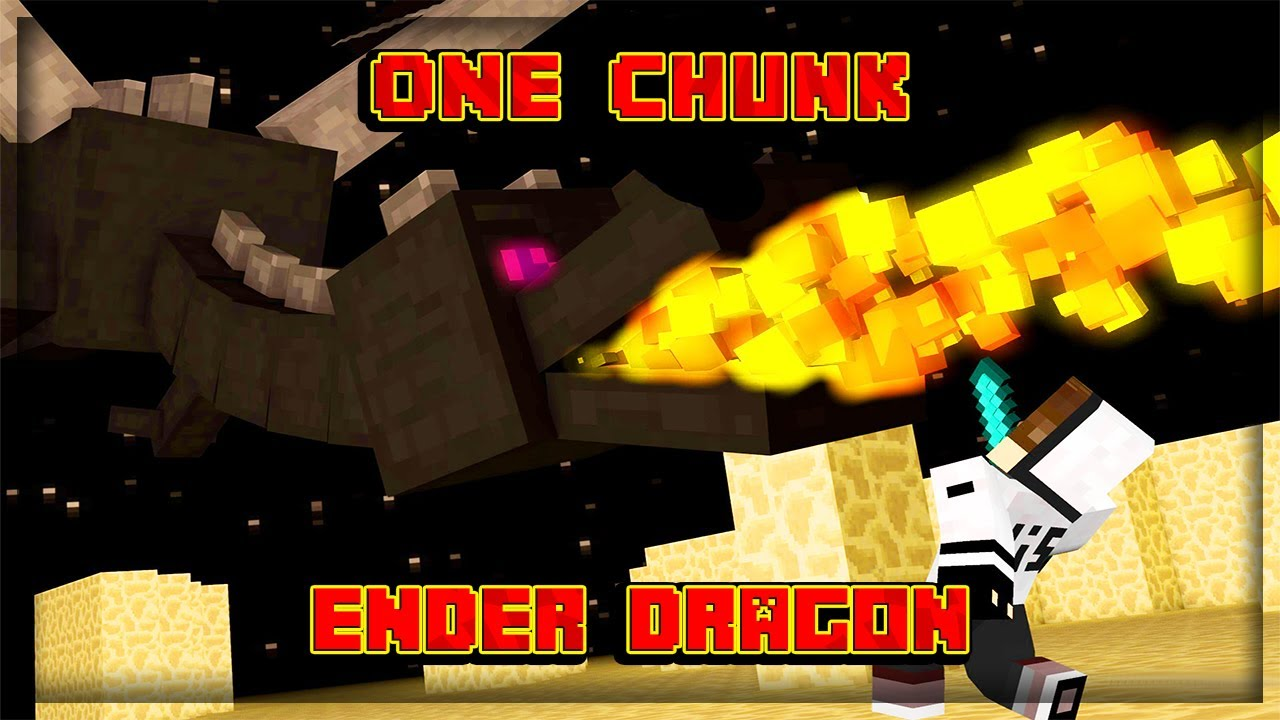 Download Minecraft But You Only Get ONE Chunk   Ender Dragon   #04   in Telugu