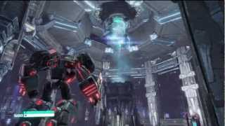 Transformers: Fall of Cybertron - Chapter 11 - Grimlock Unleashed