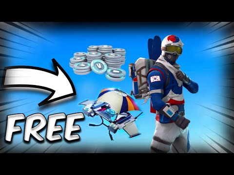HOW TO GET THE ALPINE ACE SKIN FOR FREE! Fortnite Battle Royale