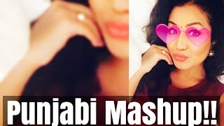 Punjabi Mashup | Neha Kakkar | Selfie Video