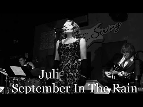 September in the rain - Julie London